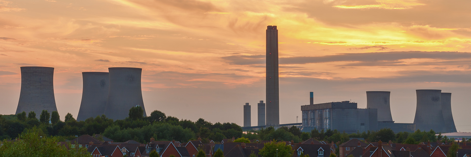 The Iconic Didcot Towers
