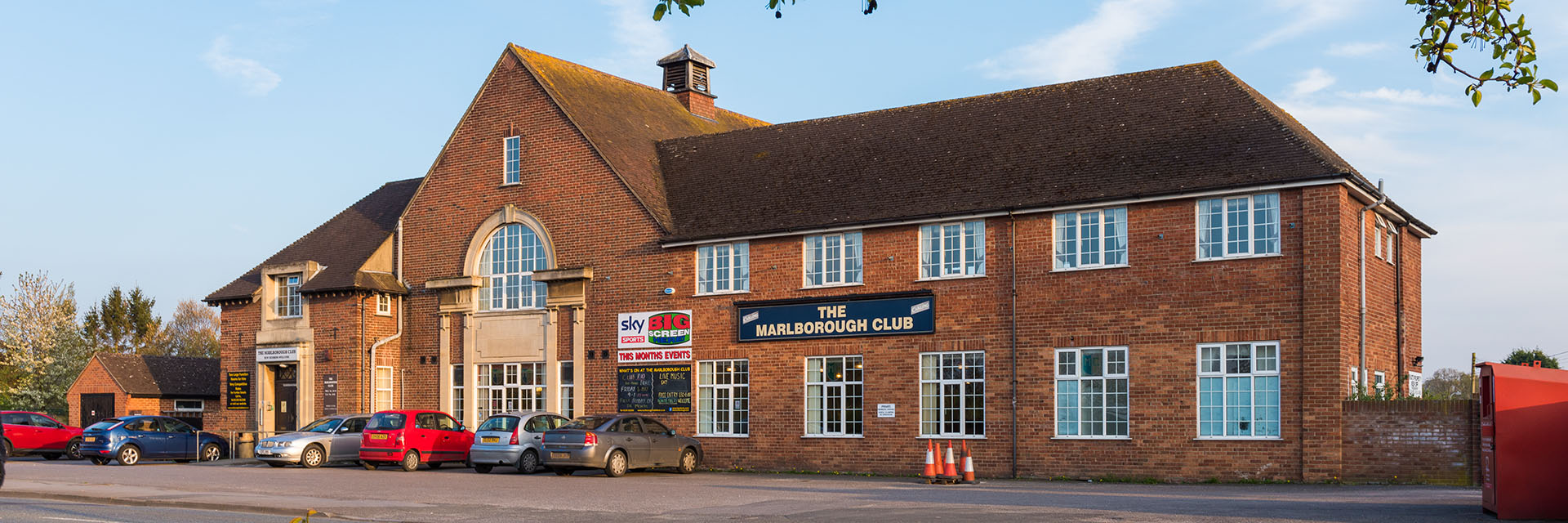 Marlborough Club, Didcot
